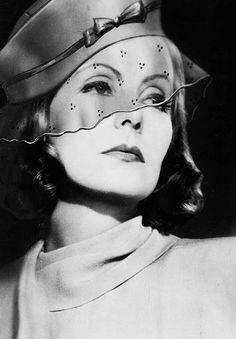Greta Garbo......Uploaded By  www.1stand2ndtimearound.etsy.com