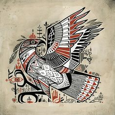 Área Visual: David Hale. Love Hawk Tattoo Studio
