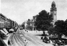 The Parade c.1902