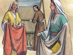 Free Visuals:  Parables of the New Cloth and Wineskins  Two parables Jesus told about unshrunk cloth and new wineskins. Matthew 9:14-17