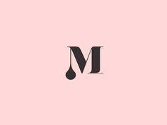 Melodrama boutique brandmark by Justina Valuzyte
