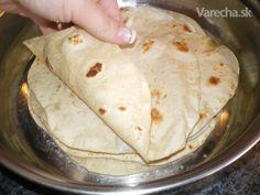 Domáce tortilly (fotorecept)