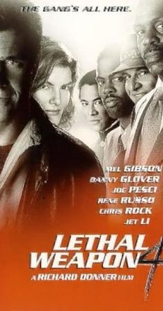Watch Lethal Weapon 4 full hd online Directed by Richard Donner. With Mel Gibson, Danny Glover, Joe Pesci, Rene Russo. With personal crises and age weighing in on them, LAPD officers Riggs an Streaming Hd, Streaming Movies, Hd Movies, Movies To Watch, Movies Online, Movies And Tv Shows, Movie Tv, Rene Russo, Danny Glover
