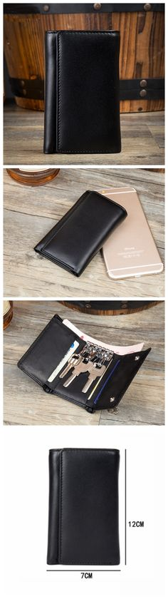 Leather Wallet, Keys Holder, Handmade Money Wallet, Long Wallet MS144 Fashion Handbags, Fashion Bags, Leather Gifts, Handmade Leather, Leather Anniversary Gift, Wallets For Women Leather, Best Bags, Leather Projects, Small Leather Goods