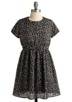A Thought Is the Blossom Dress | Mod Retro Vintage Printed Dresses | ModCloth.com - StyleSays
