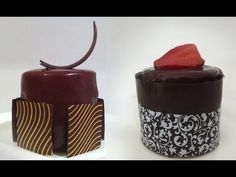 How to use transfer sheets with chocolate Chocolate, Chocolate and more CHOCOLATE!!! (playlist)
