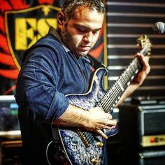 Javier Reyes ESP booth.