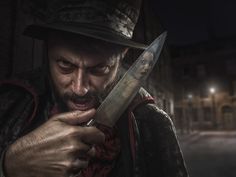 Jack the Ripper, Halloween 2015 :) by Adrian Sommeling - Photo 124503859 - Halloween Jack, Halloween 2015, Jack Ripper, Jack Tattoo, Wolf, Arte Horror, Victorian Art, Advertising Photography, Fantasy Inspiration