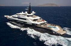 OCEANCO - Yachts for Visionary Owners - Alfa Nero