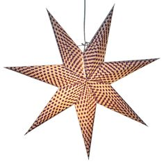 Aqua Purple star Lamps http://www.29june.com/index.php/paper-stars.html