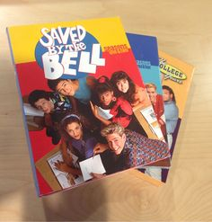 Saved By The Bell - 82 episodes in Three Box Sets!