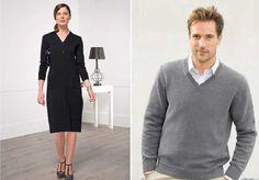 Bernard-Solfin fabrique des vêtements et des sous-vêtements pour homme et femme, ainsi que du linge de maison. L'ensemble est produit en Vendée et en Normandie.