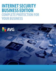 AVG Internet Security Business Edition (5 user, 2 years) [Download]