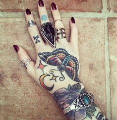 Hand Tattoos - Will you regret yours?