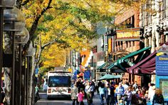 America's Best Cities for Fall Travel   Travel & Leisure