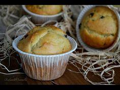 Muffins alla pera e cioccolato - video ricetta
