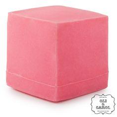 Pink Cube.