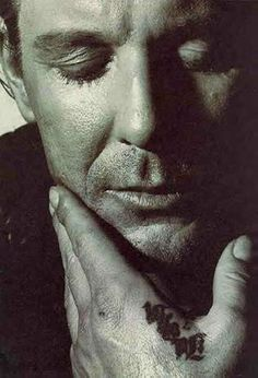 Mickey Rourke ** The PopDot Artist Byrd… Mickey Rourke, Famous Men, Famous Faces, Eminem, Channing Tatum, Gorgeous Men, Beautiful People, Black And White Google, People Of Interest