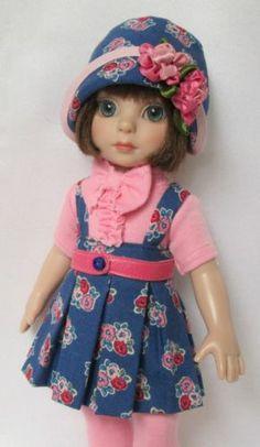 Patsy 039 s got The Summertime Blues for 10 034 Ann Estelle etc Made by Ssdesigns   eBay