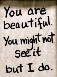 inspirational life quotes: you are beautiful quotes Life Quotes Love, Cute Quotes, Quotes To Live By, Girl Best Friend Quotes, Teen Girl Quotes, Faith Quotes, Jessy James, You Are Beautiful Quotes, You're Beautiful