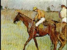 Os Grandes Artistas - Impressionistas - Episódio 03 - Degas (2006) - YouTube
