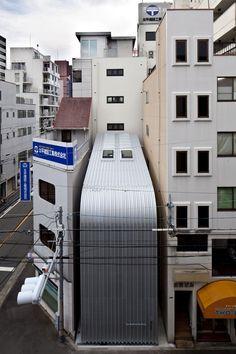Rooftecture OT2 / Shuhei Endo