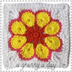 33 | A Granny A Day - Handwerkjuffie