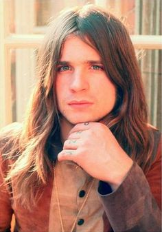 Ladies and gents, I present to you a young Ozzy Osbourne~Wow...I had no idea he looked like this when he was young!