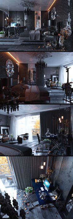 Fuck it, this is Coraline's Bedroom