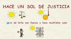que tiempo hace Aprender español: Expresiones meteorológicas (nivel avanzado)