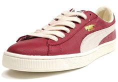 Puma BASKET CLASSIC [PEPPER/SNOW WHITE] (351912 14)