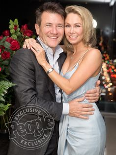 Exclusive Photos! Inside Shark Tank Star Robert Herjavec and DWTS Pro Kym Johnson's Engagement: 'It Was a Magical Night' http://www.people.com/article/shark-tanks-robert-herjavec-kym-johnson-engaged-see-photos