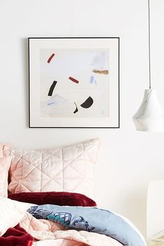 Fallen Hours Wall Art by Artfully Walls in White, Decor at Anthropologie Pink Wall Art, Mirror Wall Art, Tree Wall Art, Floral Wall Art, Wall Art Decor, Wall Décor, Blush Walls, Pink Walls, Unique Wallpaper