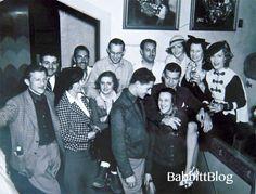 Art Babbitt Les Clark Tee Hee Disney Party