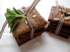 Multi-Seed Crackers Recipe (grain-free, gluten-free and vegan)