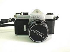 Asahi Pentax Spotmatic SP F 1.4 Camera with Original by FunkyKoala