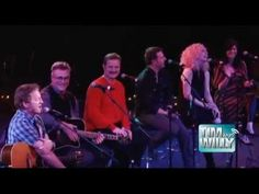 Santa joined the mafia - Tim Hawkins. @Emily Franklin  Here's a new Christmas song for you. You can hum this under your breath in the stores when the normal version begins to irritate you! =)
