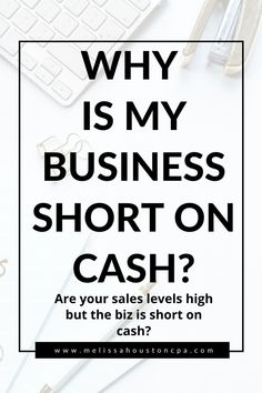Cash flow is the life line of a business and determines its' survival. Cash management tips and templates are available to help you manage your cash in your business with ease. Cash flow management is one of the most important activities in the business and needs to be monitored regularly. // Melissa Houston CPA -- #cashmanagement #businesscashflow #entrepreneur