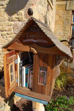 Little Free Library | Flickr - Photo Sharing!