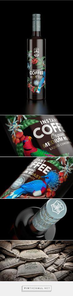 Mosin Fresh Coffee Concentrate / Tried&True Design