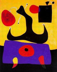 'Mujer sentada', zeichnung von Joan Miro (1893-1983, Spain)