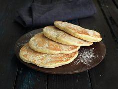Saupkake - Norwegian pancakes with Kefir