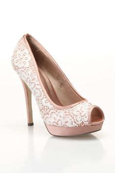Omg you've gotta luv lace if ur a girl. But with pink.  Genius