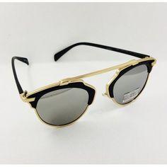High Quality Fashion Unisex Sunglasses Doir Style