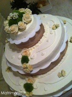 torta nuziale La Rosa Rossa Catering - Catering Cesenatico (FC)