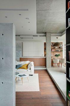 Un piso moderno y cómodo, lleno de buenas ideas decorativas - blogs de Decoracion