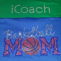 Coach & Ball Mom