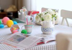 White Ranunculus by cafe noHut, via Flickr