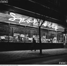 Sklep spożywczy, 1968.
