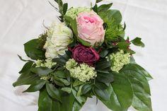 """Strauß mit Rosen  Made by """"Blumenstängel by Susanne Mangold"""""""